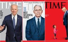Time công bố 100 người ảnh hưởng nhất năm 2020, bác sĩ Anthony Fauci lên trang bìa