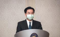 Nói 'đường trung tuyến' không tồn tại, Trung Quốc bị Đài Loan tố hủy hiện trạng