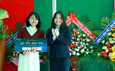 Nữ sinh Đà Lạt giành học bổng 'khủng' vào Đại học Quốc tế Sài Gòn