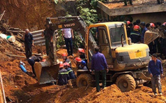 Khởi tố 1 bị can trong vụ sạt lở đất ở trường hướng nghiệp Phú Thọ làm 4 người chết