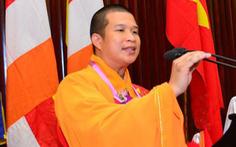 Cho hoàn tục trụ trì chùa Phước Quang vì bị tố 'lừa đảo chiếm đoạt với số tiền lớn'