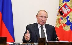 Ông Putin kêu gọi Mỹ thỏa thuận không can thiệp vào bầu cử của nhau