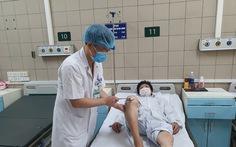 Thêm nhiều người ngộ độc thiếc, bệnh nghề nghiệp lần đầu ghi nhận ở Việt Nam