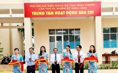 350 đại biểu dự đại hội Đảng bộ Bình Phước từ ngày 1 đến 3-10