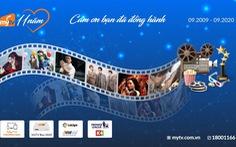 MyTV mừng sinh nhật 11 tuổi - tri ân ngàn nội dung chất tới khách hàng