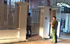Khám xét cùng lúc nhà cựu giám đốc, phó giám đốc Bệnh viện Bạch Mai