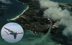 Tướng Mỹ lên tiếng về video Trung Quốc 'phóng tên lửa nổ tung căn cứ ở đảo Guam'