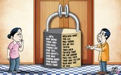 Gặp phiền toái khi cho thuê nhà do hợp đồng cho thuê không chặt chẽ