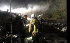 Máy bay quân sự Ukraine gặp nạn, 22 người chết, hầu hết là sinh viên