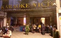 Hơn 100 người tại quán karaoke Victoria ở Bình Tân, 33 người 'phê' ma túy