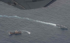 250 tàu cá Trung Quốc 'bòn rút' ngoài biển Peru, Mỹ tức giận cảnh báo giúp