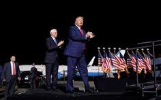 Ông Donald Trump: Sẽ không biết ai thắng trong bầu tổng thống Mỹ trong nhiều tháng