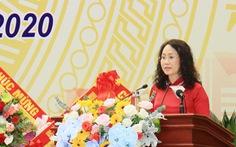 Bà Lâm Thị Phương Thanh tiếp tục làm bí thư Tỉnh ủy Lạng Sơn
