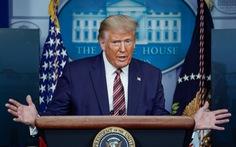 Bị tố chỉ đóng vài trăm đô tiền thuế, ông Trump nói 'bài báo vô giá trị'
