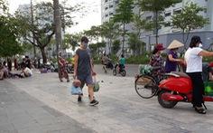 Đi chợ… thể dục