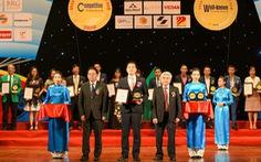 LOTTE Mart đạt Top 20 nhãn hiệu nổi tiếng Việt Nam năm 2020