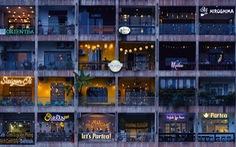 Ảnh chung cư Sài Gòn đầy ắp quán cà phê lên National Geographic UK