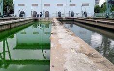 Hoàn thành trạm bơm nước thải công suất 640.000 m3/ngày lớn nhất TP.HCM