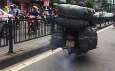 Môtô, xe máy phải được kiểm tra khí thải định kỳ?