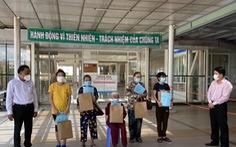 Hai bệnh nhân cuối xuất viện, Quảng Nam 'sạch bóng' COVID-19