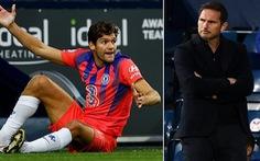 HLV Lampard đã 'phát điên' với Marco Alonso