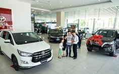Toyota thu hồi hàng trăm xe Fortuner và Innova do lỗi kỹ thuật