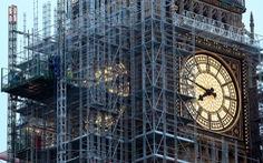 Tháp đồng hồ Big Ben sắp lộ diện sau hơn 3 năm trùng tu