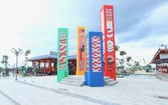 Biểu tượng Sóc Bombo nổi bật tại khu kinh tế đêm Phú Thiên Kim