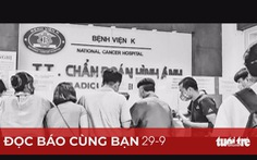 Đọc báo cùng bạn 29-9: Nhiều bệnh viện đẩy giá thiết bị y tế