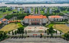 Trụ sở UBND quận 2 dự kiến thành trụ sở Thành ủy thành phố Thủ Đức