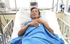 Sức khỏe phục hồi tốt, bệnh nhân bị rắn hổ mang chúa cắn nói lời cảm ơn mọi người
