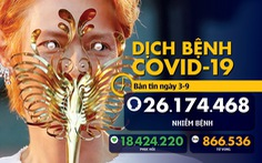 Dịch COVID-19 ngày 3-9: Mỹ bác bỏ cho dân nhiễm tràn lan để tạo miễn dịch cộng đồng