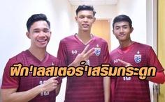 3 tuyển thủ Thái Lan sắp đi tập huấn tại Leicester City