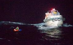 Tàu chở 43 người và gần 6.000 gia súc đã bị lật và đắm trên biển Hoa Đông