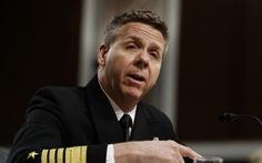 Đô đốc Mỹ gọi Trung Quốc là 'mối đe dọa chiến lược'