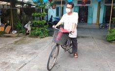 Hoàn cảnh khó khăn, thí sinh đạp xe hơn 30km từ Nam Định sang Thái Bình dự thi THPT