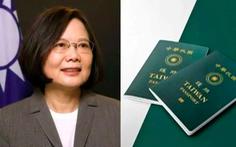 Bà Thái Anh Văn nói hộ chiếu mới là 'ao ước chung của người Đài Loan', Trung Quốc nói gì?