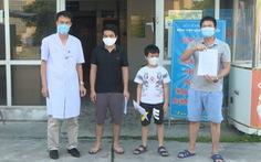 Ba bệnh nhân COVID-19 cuối cùng ở Hải Dương xuất viện