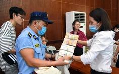 Thêm 112 hộ dân nhận tiền bồi thường, hỗ trợ dự án sân bay Long Thành