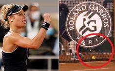 Sau chiến thắng, tay vợt Đức bị kêu gọi loại khỏi Roland Garros