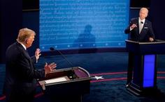 Trump - Biden công kích nhau gay gắt trong buổi tranh luận đầu tiên