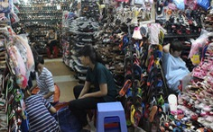 Tiểu thương chợ An Đông than phiền nhiều khoản phí chưa hợp lý
