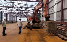 'Không có chuyên gia Trung Quốc tham gia dự án sửa chữa mặt cầu Thăng Long'
