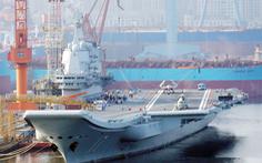 Trung Quốc chuẩn bị đưa tàu sân bay ra Biển Đông