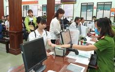 Thủ tướng phê duyệt dự án thẻ căn cước công dân gắn chip