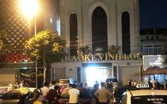 42 người 'phê' ma túy trong phòng thu âm ở Bình Tân
