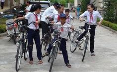 Những đứa trẻ quê hiếu học