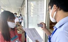 Điểm chuẩn đánh giá năng lực ĐH Công nghệ thông tin: 750 - 900 điểm