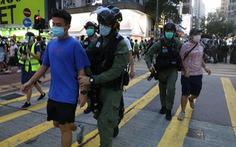 Cảnh sát Hong Kong bắt gần 300 người biểu tình