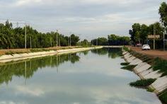 Hành trình mở nguồn nước Dầu Tiếng - Kỳ 3: Anh hùng trên kênh chính Tây